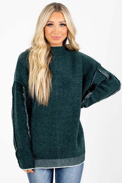 The Night is Young Soft Knit Sweater