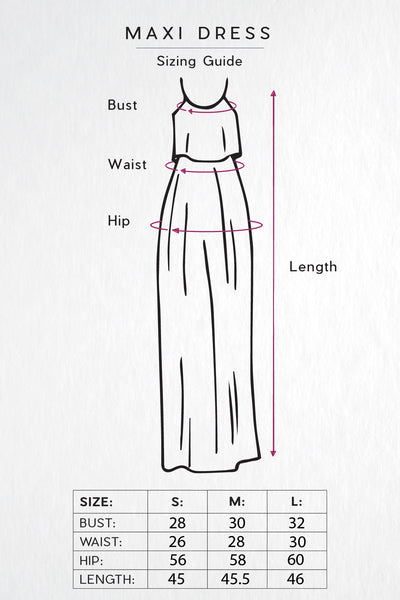 The Poet Maxi Dress
