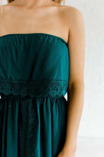 Teal Green Affordable Online Boutique Clothing for Women