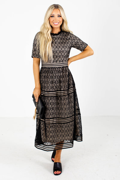 Waiting For This Moment Midi Dress