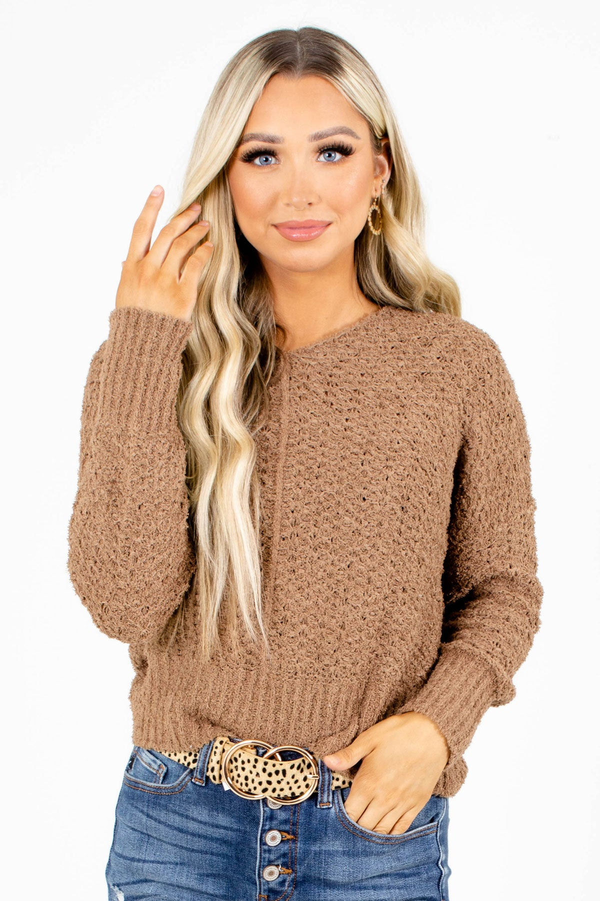 Knit Sweater For Women