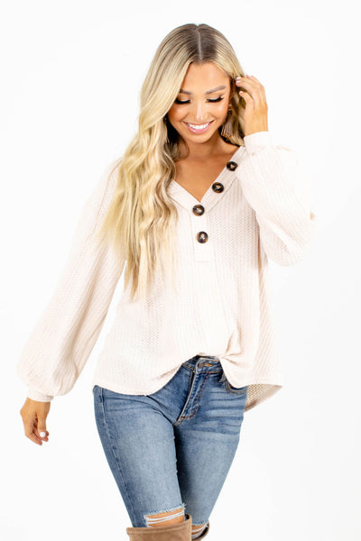 Fall Sweater with Long Sleeves