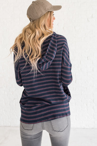 soft and stretchy boutique hoodie