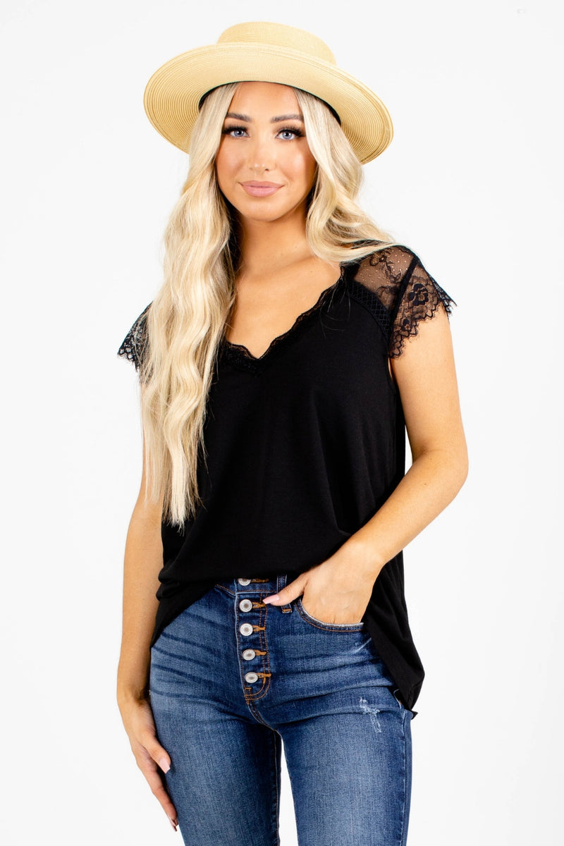 Feeling Good Lace Top