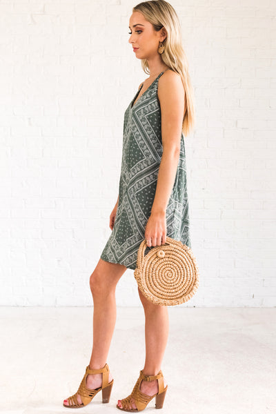 Sage Green Affordable Online Boutique Clothing for Women