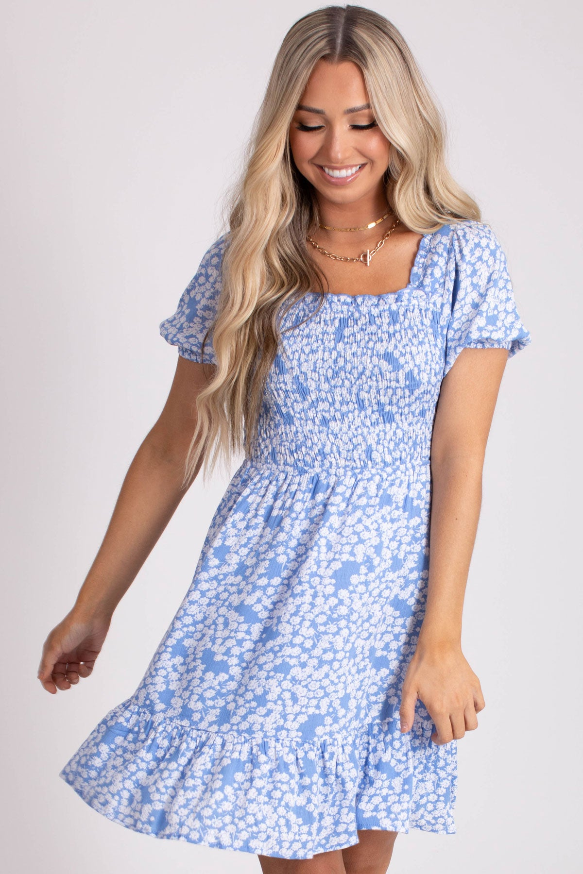 Women's Cute and Comfortable Boutique Dress