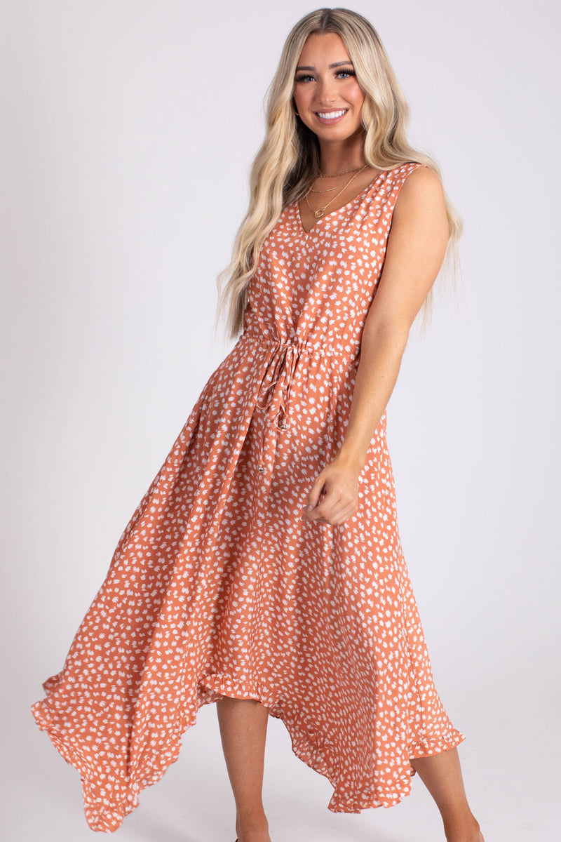 Just Right Maxi Dress