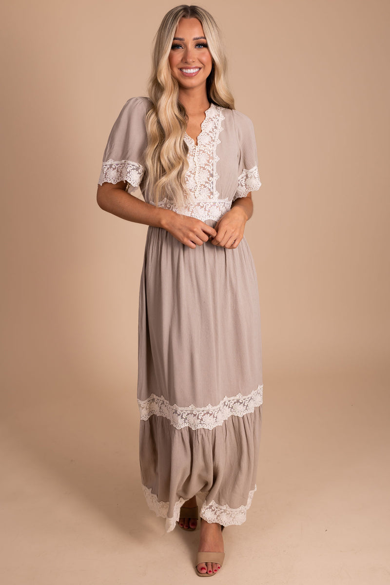 Love Without Limits Maxi Dress