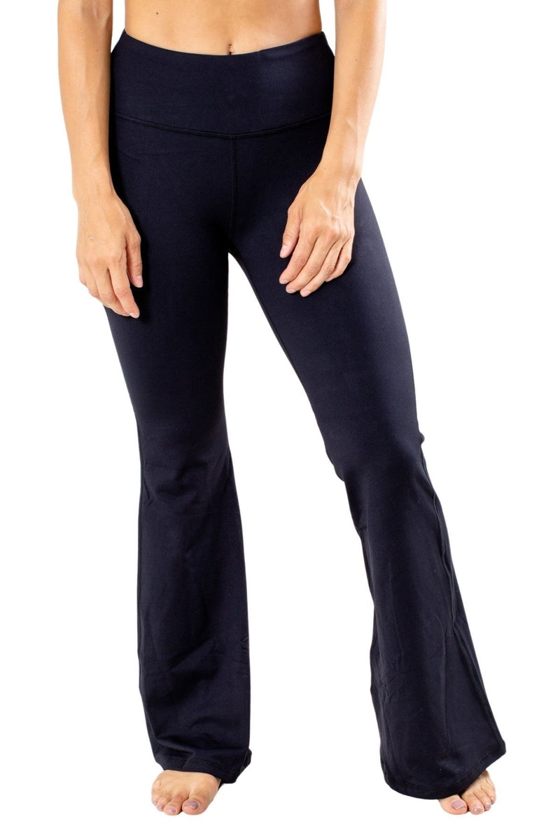 High Waisted Flare Yoga Pant