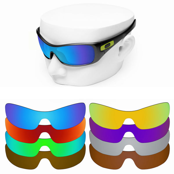 OOWLIT Replacement Lenses for Oakley Antix Sunglass