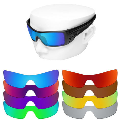 oakley batwolf replacement lenses polarized