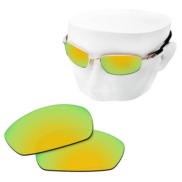 OOWLIT Replacement Lenses for Oakley Blender Sunglass