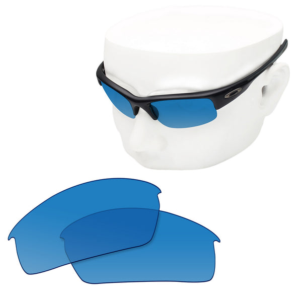 OOWLIT Replacement Lenses for Oakley Bottlecap Sunglass