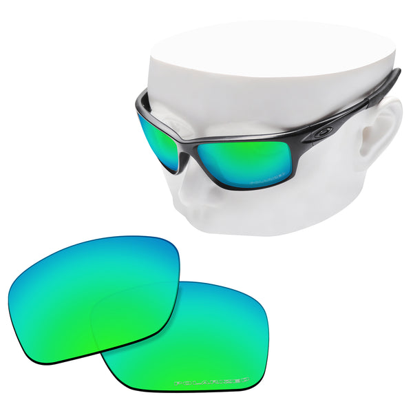 OOWLIT Replacement Lenses for Oakley Canteen 2014 Sunglass