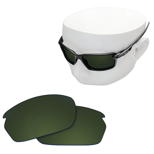 OOWLIT Replacement Lenses for Oakley Carbon Shift Sunglass