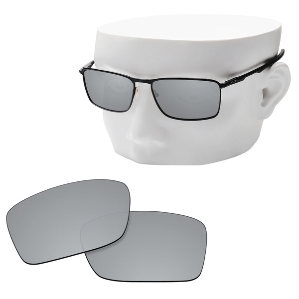 OOWLIT Replacement Lenses for Oakley Conductor 6 Sunglass