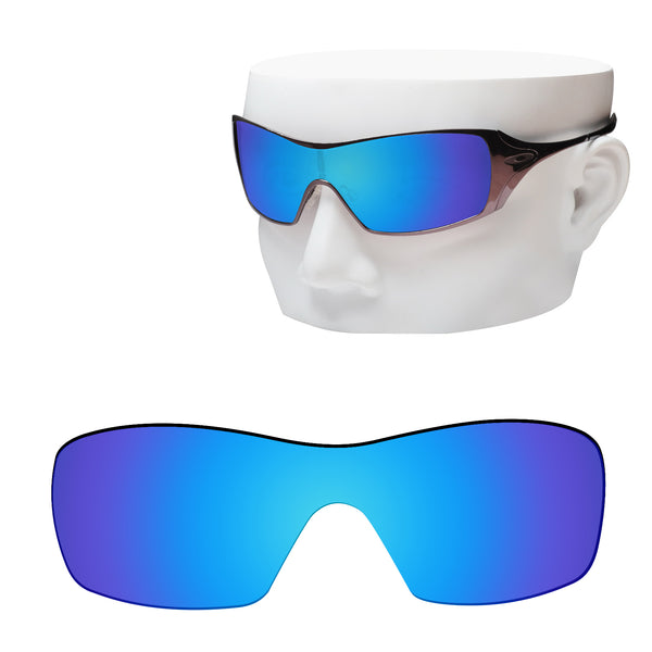 OOWLIT Replacement Lenses for Oakley Dart Sunglass