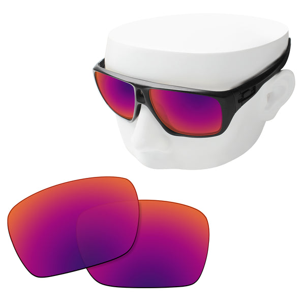 OOWLIT Replacement Lenses for Oakley Dispatch 1 Sunglass