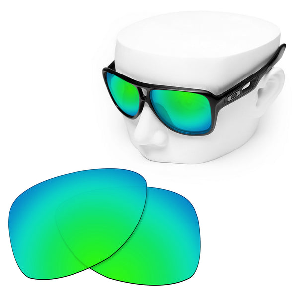 OOWLIT Replacement Lenses for Oakley Dispatch 2 Sunglass