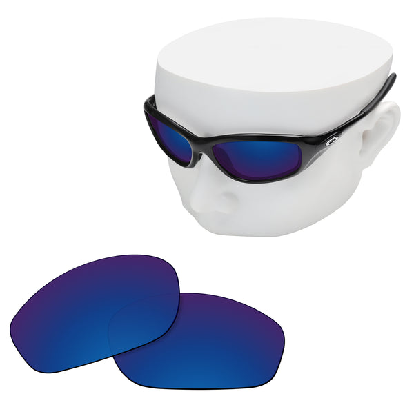 OOWLIT Replacement Lenses for Oakley Encounter Sunglass