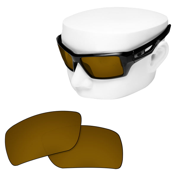 OOWLIT Replacement Lenses for Oakley Eyepatch 2 Sunglass