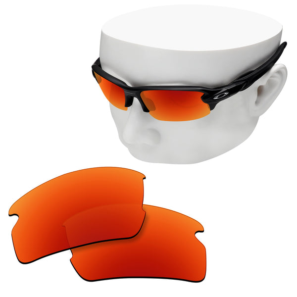 OOWLIT Replacement Lenses for Oakley Flak 2.0 XL Sunglass