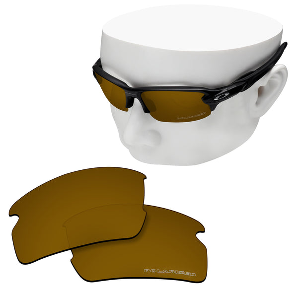 OOWLIT Replacement Lenses for Oakley Flak 2.0 AF OO9271 Sunglass