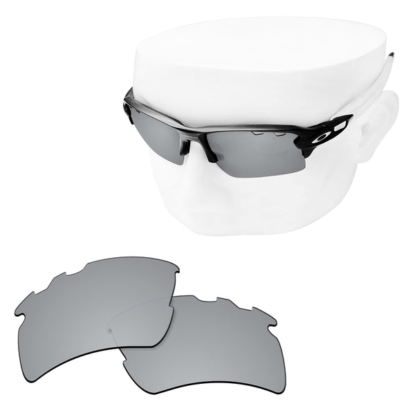 OOWLIT Replacement Lenses for Oakley Flak 2.0 XL Vented Sunglass