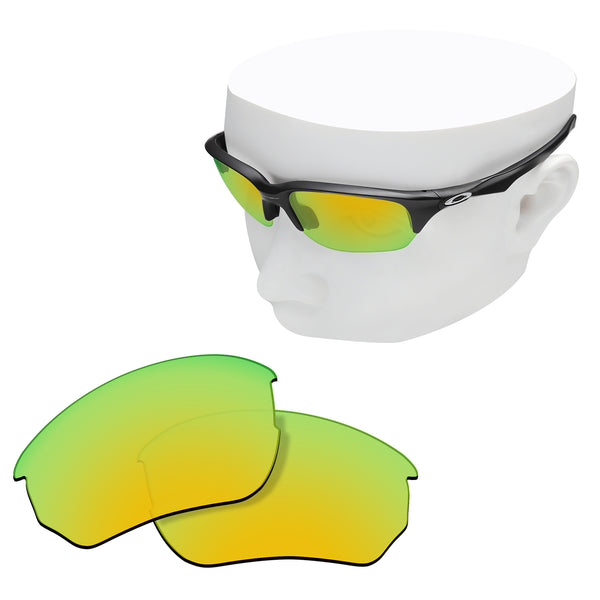 OOWLIT Replacement Lenses for Oakley Flak Beta Sunglass