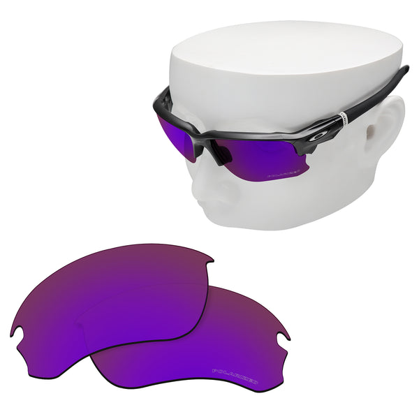 OOWLIT Replacement Lenses for Oakley Flak Draft Sunglass