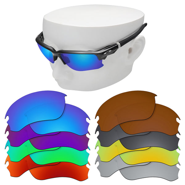 oakley flak draft replacement lenses polarized