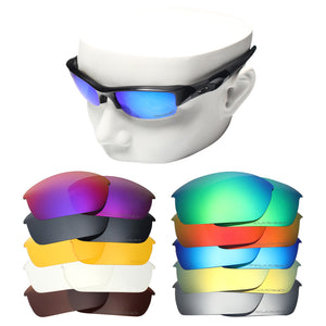 oakley flak jacket replacement lenses polarized