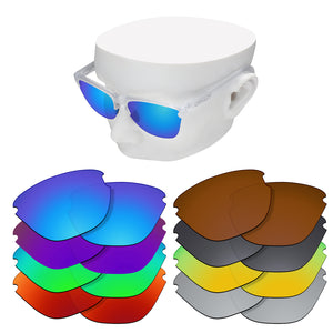 OOWLIT Replacement Lenses for Oakley Frogskins Lite Sunglass