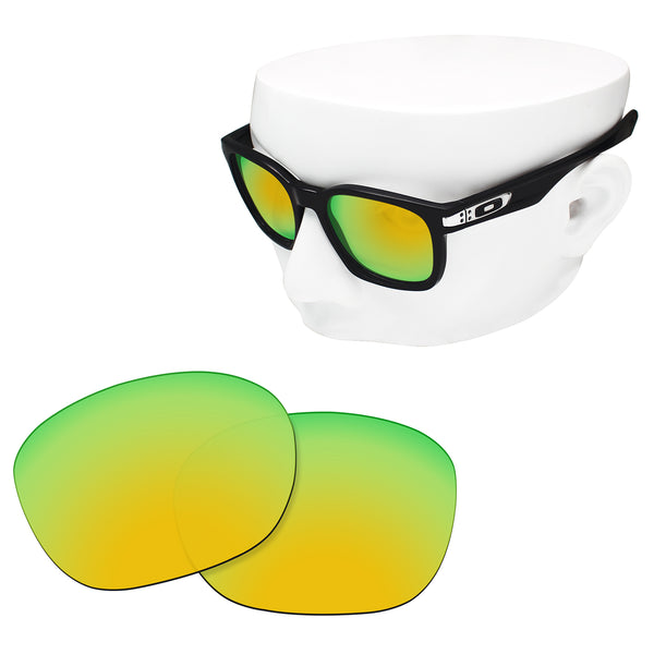 OOWLIT Replacement Lenses for Oakley Garage Rock Sunglass
