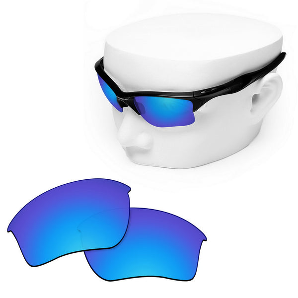 OOWLIT Replacement Lenses for Oakley Half Jacket 2.0 XL Sunglass