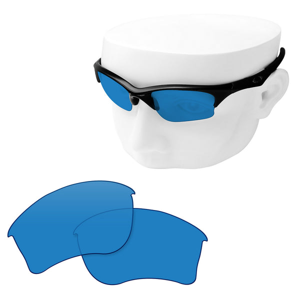 OOWLIT Replacement Lenses for Oakley Half Jacket XLJ Sunglass