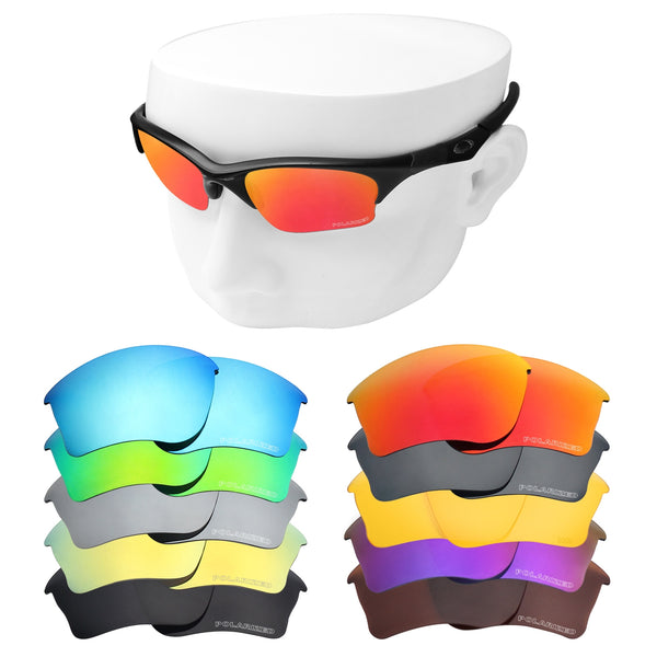 oakley half jacket xlj replacement lenses polarized