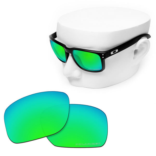 OOWLIT Replacement Lenses for Oakley Holbrook Sunglass