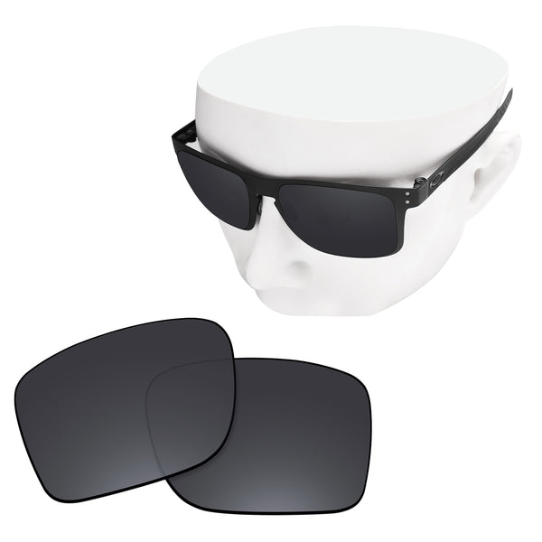 OOWLIT Replacement Lenses for Oakley Holbrook Metal Sunglass