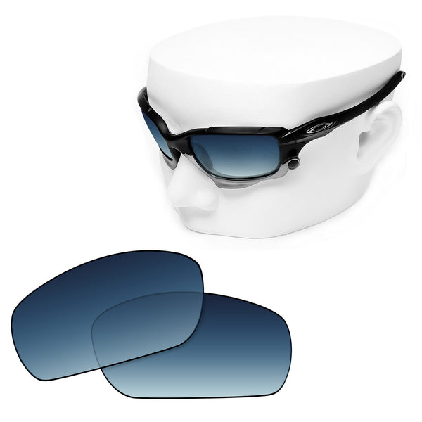 OOWLIT Replacement Lenses for Oakley Jawbone Sunglass
