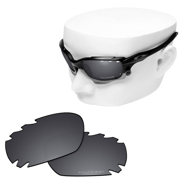 OOWLIT Replacement Lenses for Oakley Jawbone Vented Sunglass