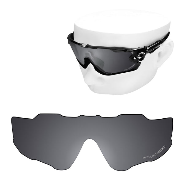 OOWLIT Replacement Lenses for Oakley Jawbreaker Sunglass