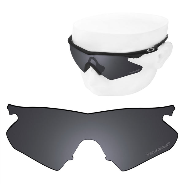 OOWLIT Replacement Lenses for Oakley M Frame Heater Sunglass