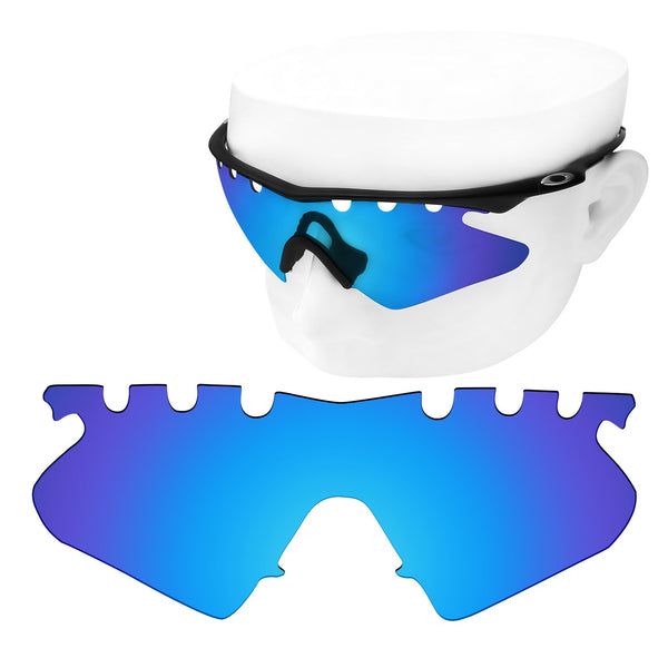 OOWLIT Replacement Lenses for Oakley M Frame Heater Vented Sunglass