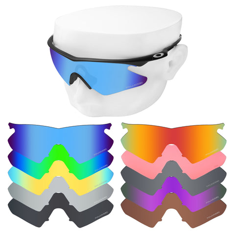 oakley m frame heater replacement lenses polarized