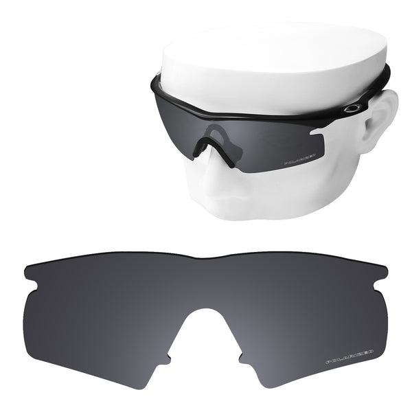 OOWLIT Replacement Lenses for Oakley M Frame Hybrid Sunglass