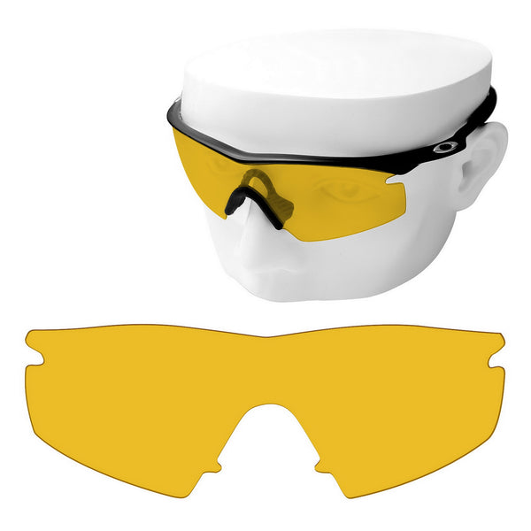 OOWLIT Replacement Lenses for Oakley M Frame Strike Sunglass