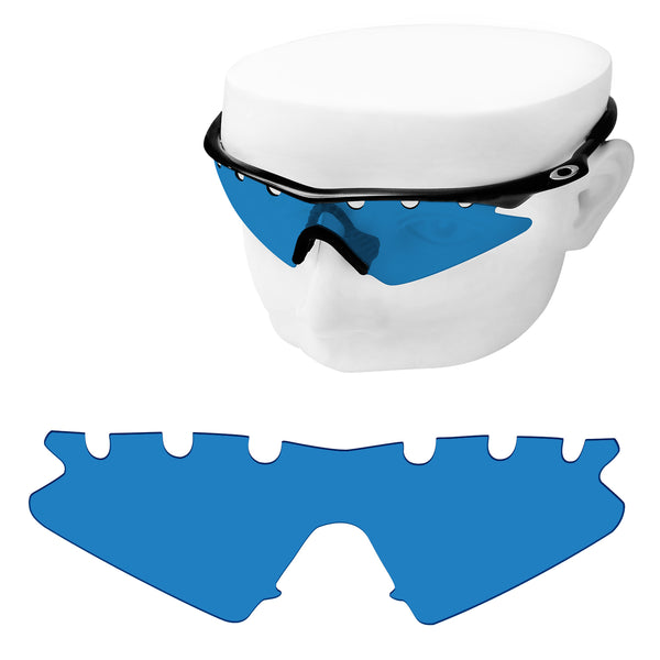 OOWLIT Replacement Lenses for Oakley M Frame Sweep Vented Sunglass