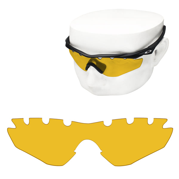 OOWLIT Replacement Lenses for Oakley M2 Vented Sunglass