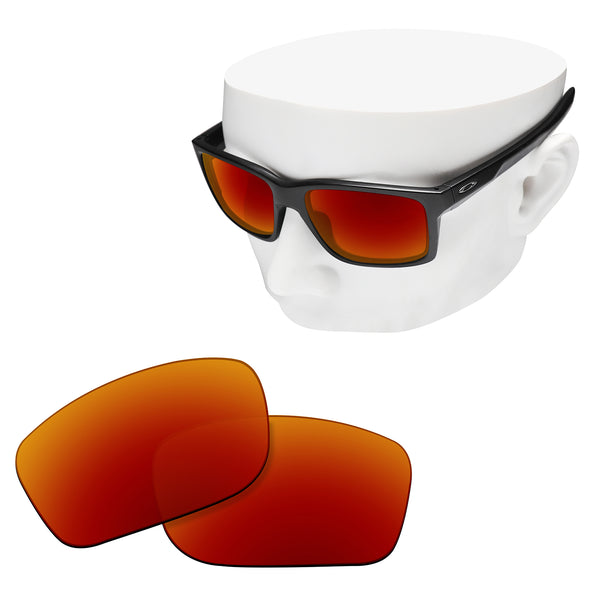 OOWLIT Replacement Lenses for Oakley Mainlink Sunglass